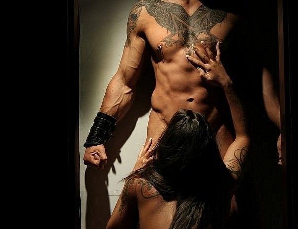 сексуальные мужчины и девушки фото